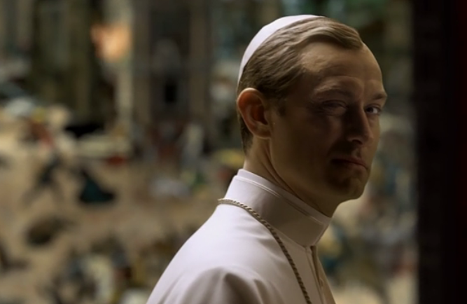 La sigla di The Young Pope: the end?