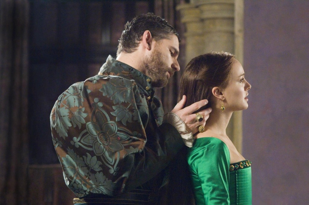 """Justin Chadwick, """"L'altra donna del re"""", 2008Credits: The Other Boleyn Girl © BBC Films e altri 2008"""